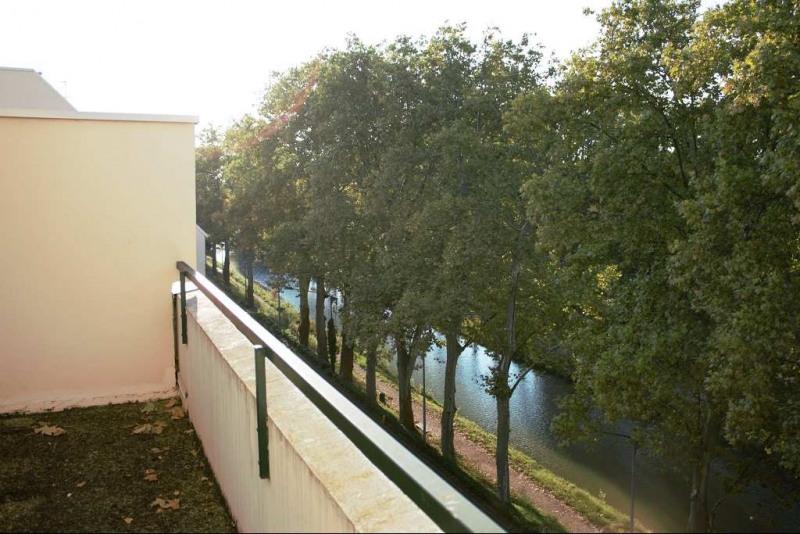 Entre Compans et les Ponts Jumeaux, grand T2 de 53m²