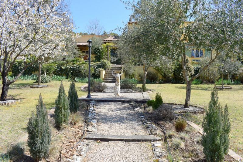 Deluxe sale house / villa Fayence 560000€ - Picture 8