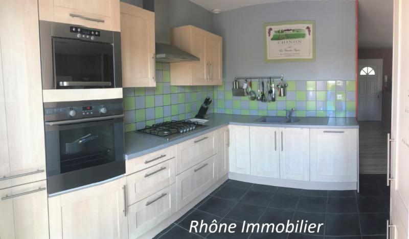 Vente maison / villa Jonage 370000€ - Photo 7