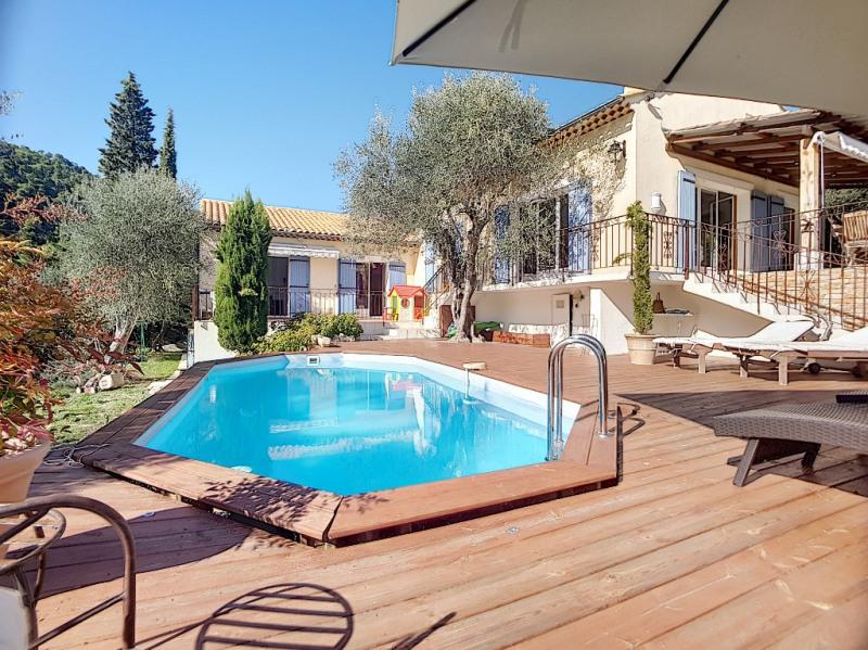 Immobile residenziali di prestigio casa Tourrette levens 560000€ - Fotografia 3