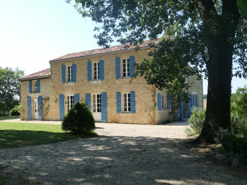 Verkoop van prestige  huis Lectoure 788000€ - Foto 2