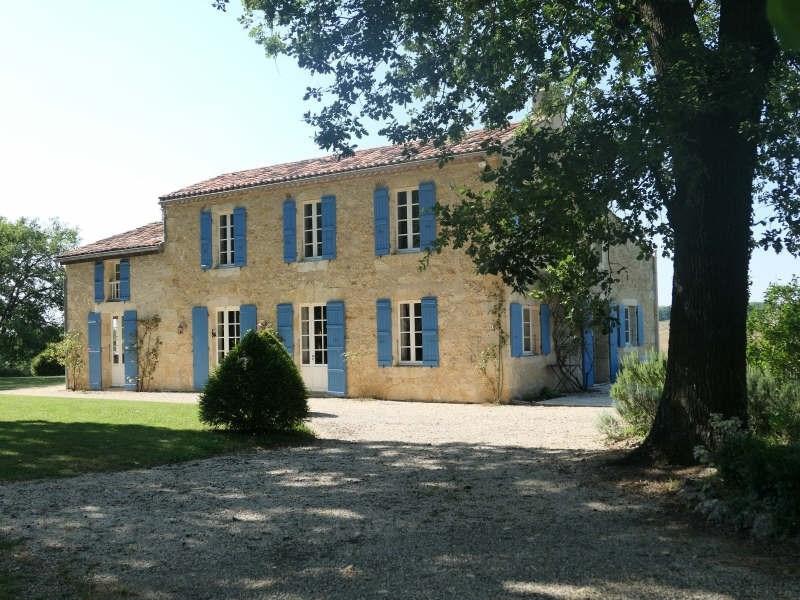 Vente de prestige maison / villa Lectoure 900000€ - Photo 2
