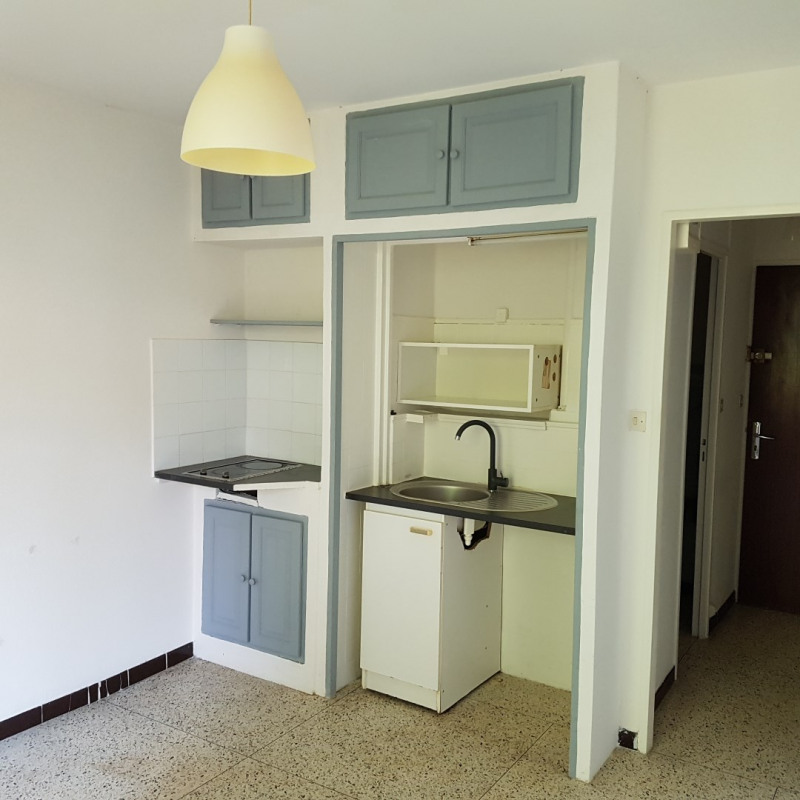 Verhuren  appartement Aix-en-provence 470€ CC - Foto 3
