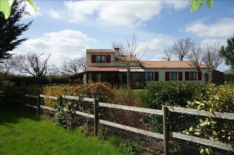 Vente maison / villa Les clouzeaux 239500€ - Photo 1
