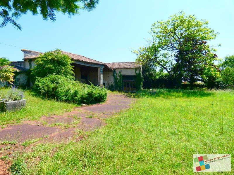 Sale house / villa Salles d'angles 418700€ - Picture 4