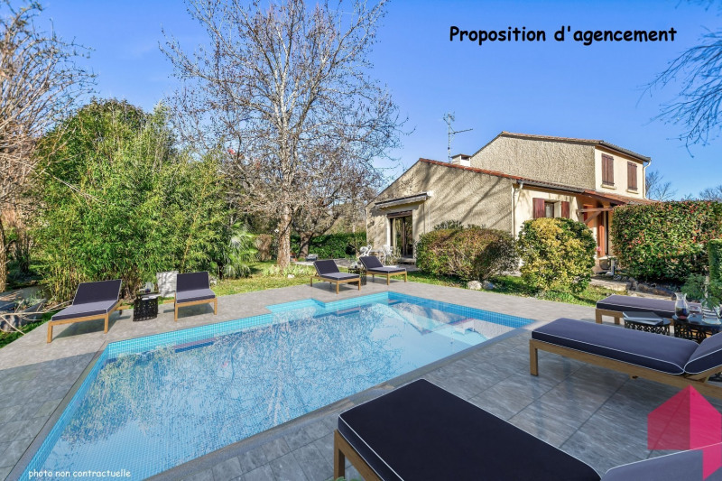 Sale house / villa Ramonville-saint-agne 449000€ - Picture 2