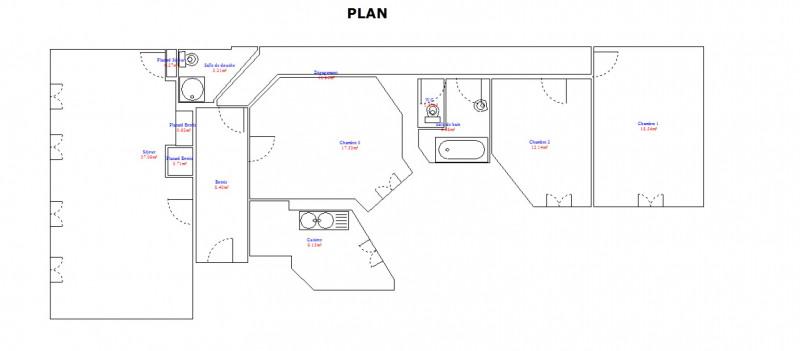 Location appartement Neuilly-sur-seine 3356€ CC - Photo 11