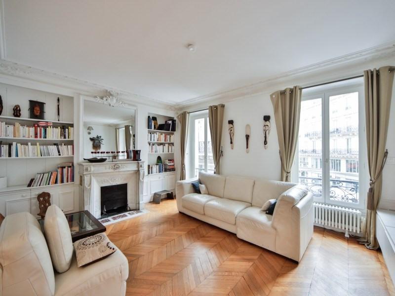 Verkauf von luxusobjekt wohnung Paris 9ème 1144000€ - Fotografie 1