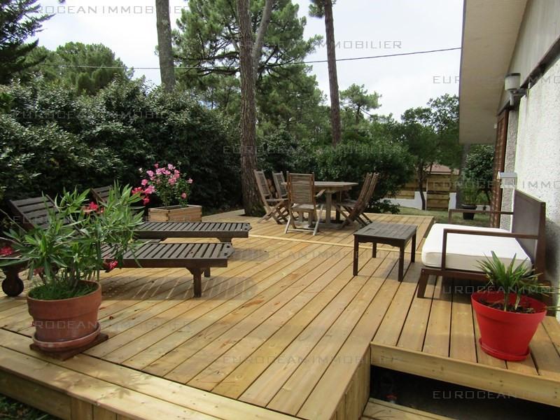 Location vacances maison / villa Lacanau-ocean 655€ - Photo 1
