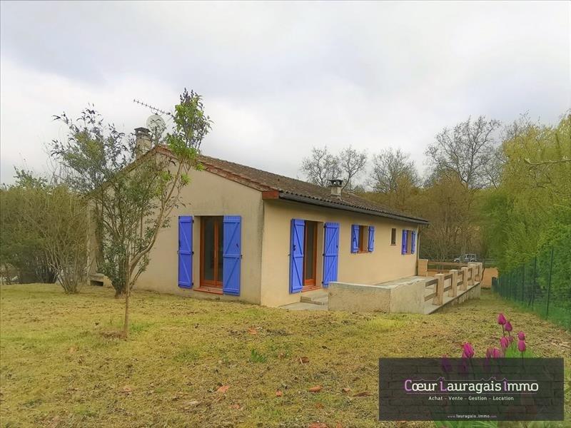 Sale house / villa Caraman 209000€ - Picture 5