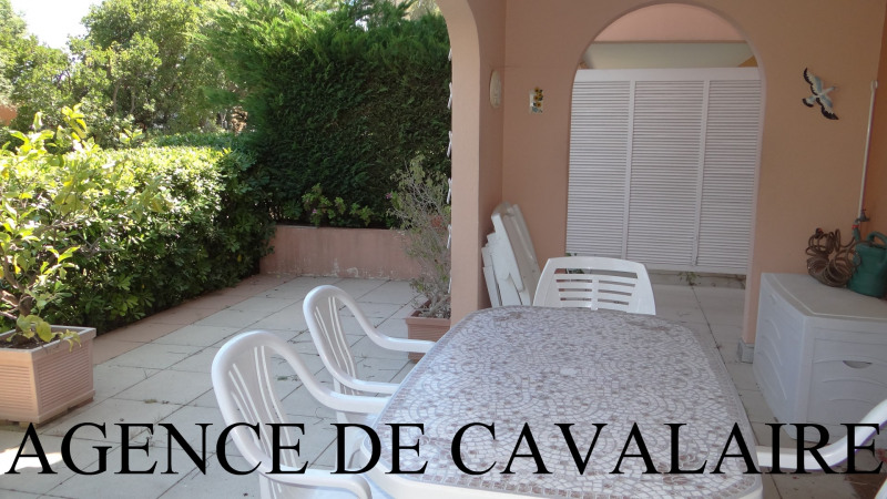 Vente appartement Cavalaire sur mer 429 000€ - Photo 1