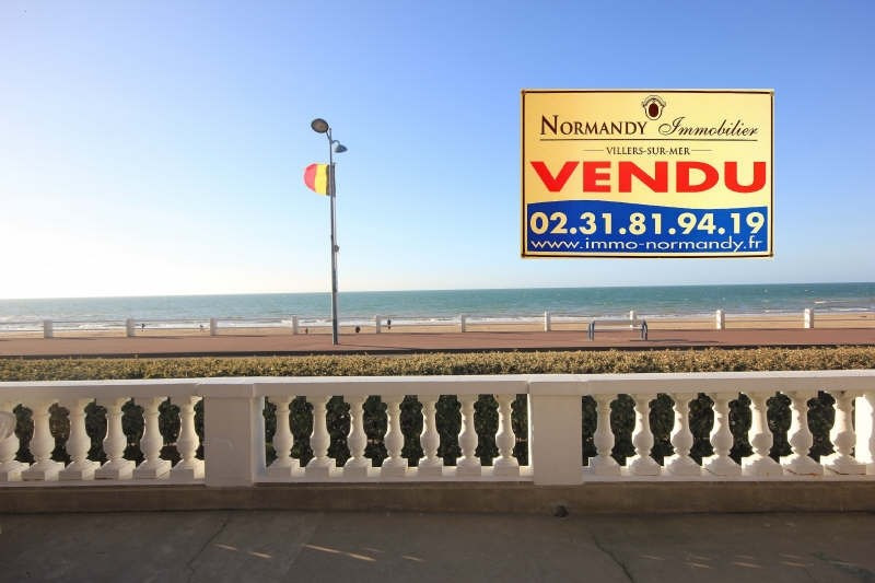 Deluxe sale apartment Villers sur mer 515 000€ - Picture 1