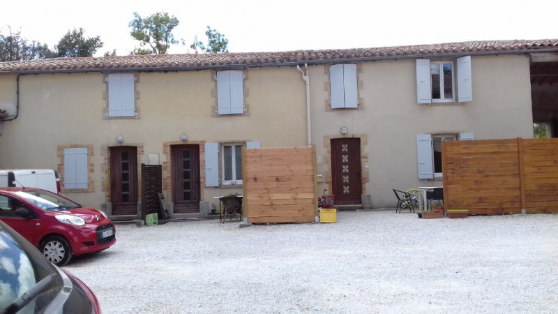 Location appartement Villesiscle 475€ CC - Photo 1