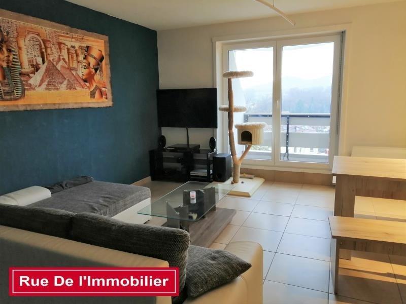Vente appartement Niederbronn les bains 147000€ - Photo 2