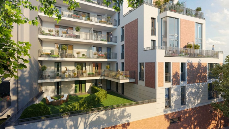 Vendita nuove costruzione Saint-maurice  - Fotografia 2