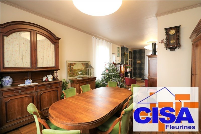 Sale house / villa Fleurines 448000€ - Picture 4