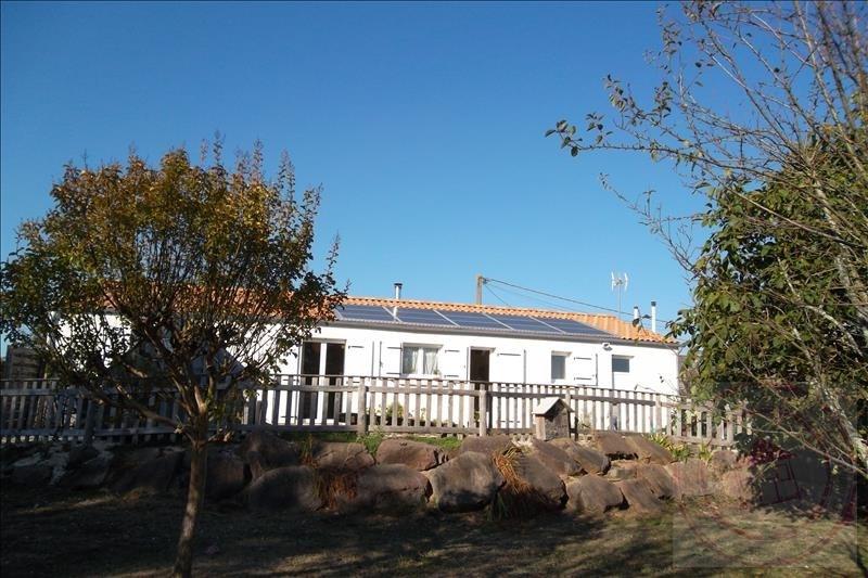 Vente maison / villa Aizenay 199950€ - Photo 1