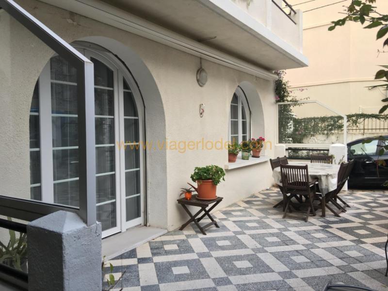 Vendita nell' vitalizio di vita casa Toulon 124000€ - Fotografia 1