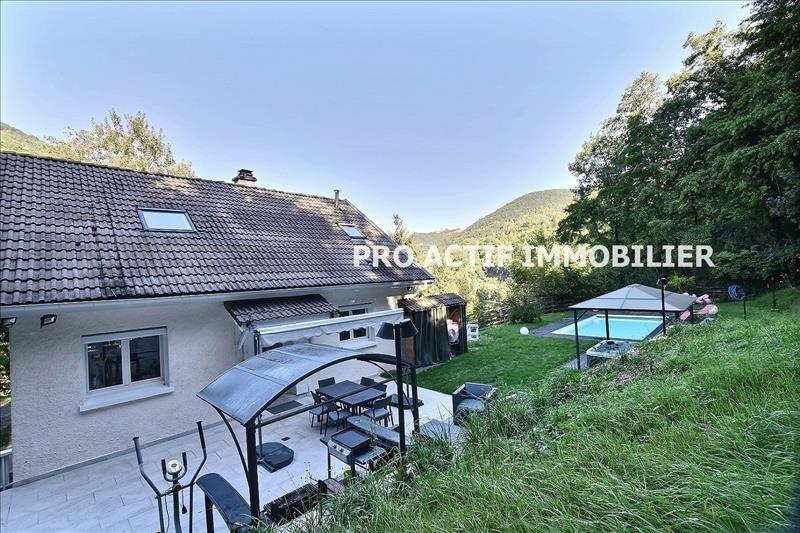 Vente maison / villa St martin d'uriage 499000€ - Photo 11