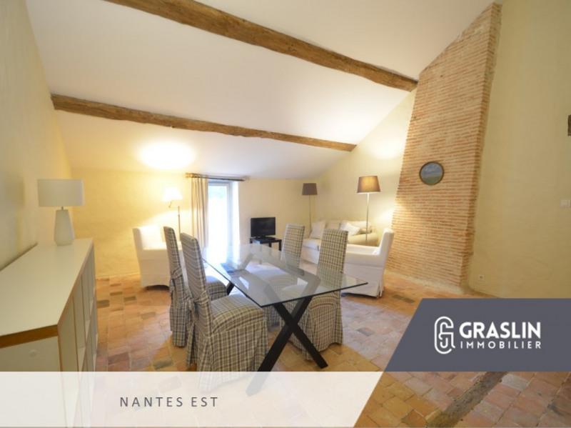 Nantes est T2 meublé dans dépendances d'un château