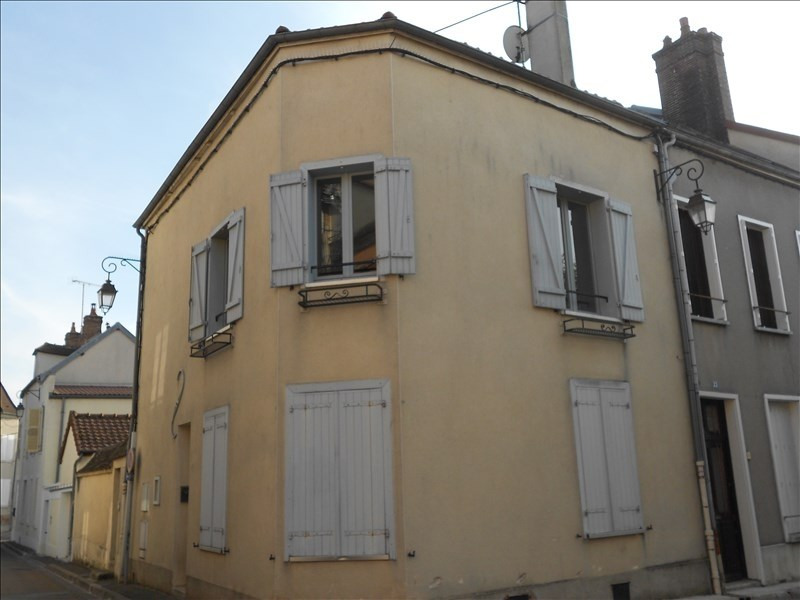 Vente appartement Nogent sur seine 113 000€ - Photo 1