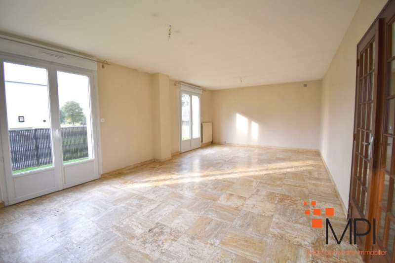 Sale house / villa La chapelle thouarault 288 450€ - Picture 2