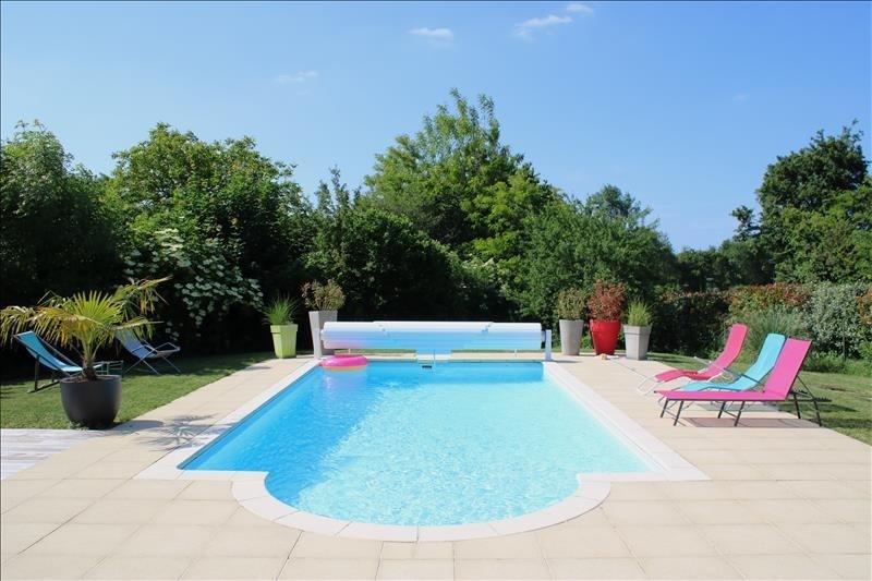 Deluxe sale house / villa St cyr sur loire 589800€ - Picture 2