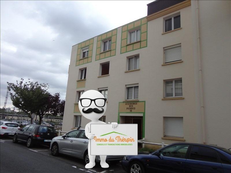 Rental apartment Creil 430€ CC - Picture 1