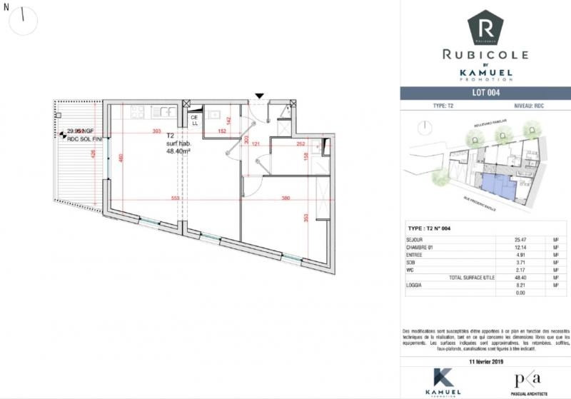 Deluxe sale apartment Montpellier 238 912€ - Picture 4