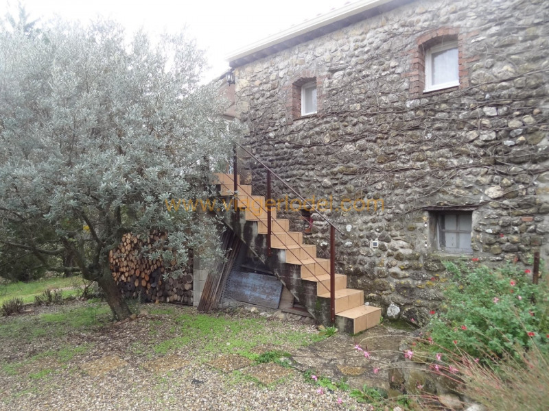 Vitalicio  casa Saint-ambroix 240000€ - Fotografía 5