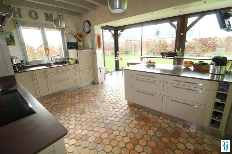 Venta  casa Saint martin de boscherville 380000€ - Fotografía 4