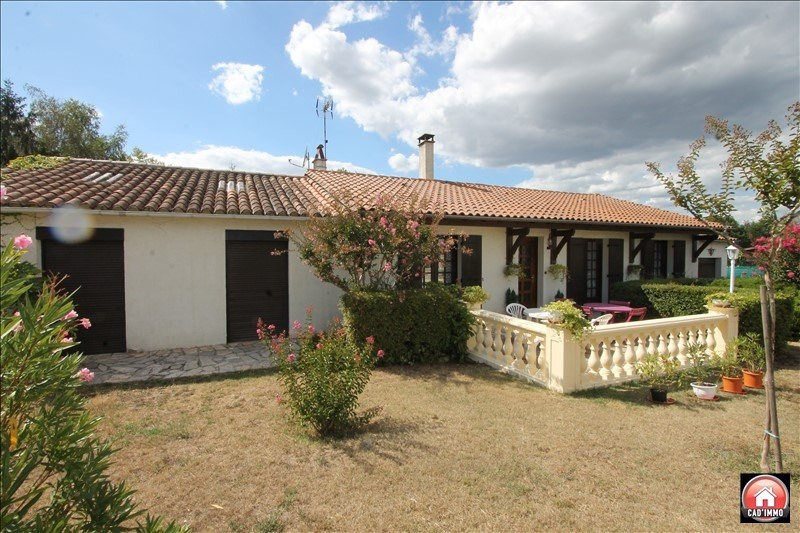 Vente maison / villa St germain et mons 175000€ - Photo 1