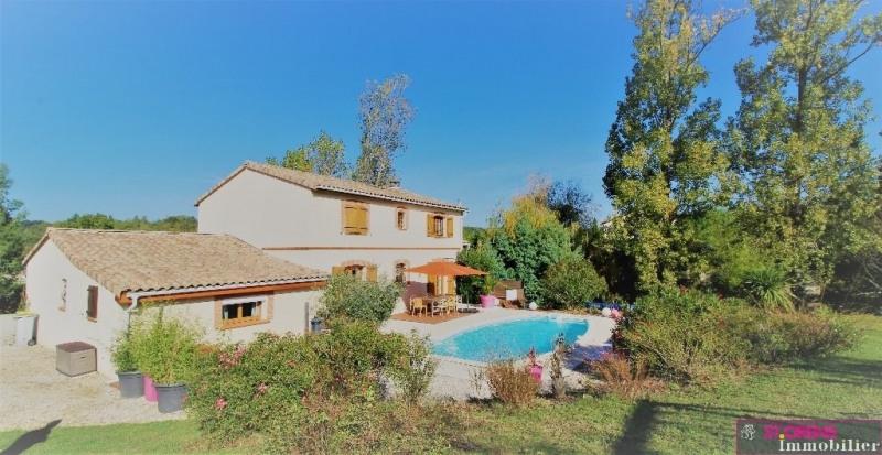 Sale house / villa Saint-orens-de-gameville 499000€ - Picture 1