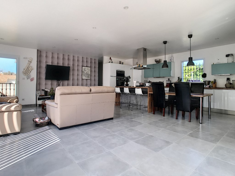 Vente maison / villa Velleron 420000€ - Photo 11