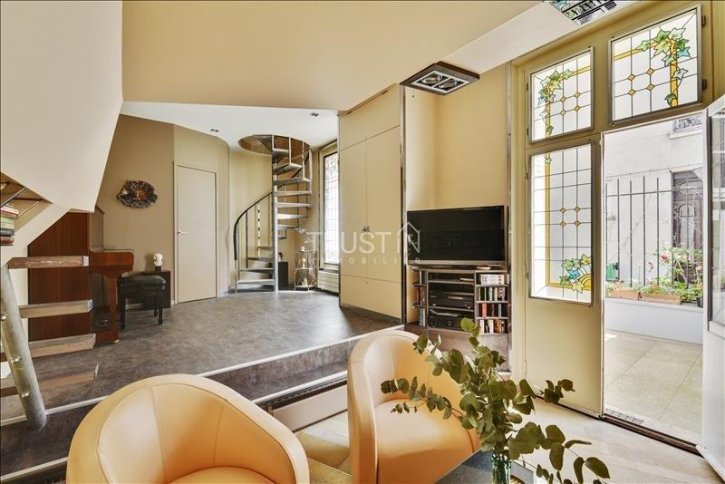 Vente appartement Paris 15ème 690000€ - Photo 2