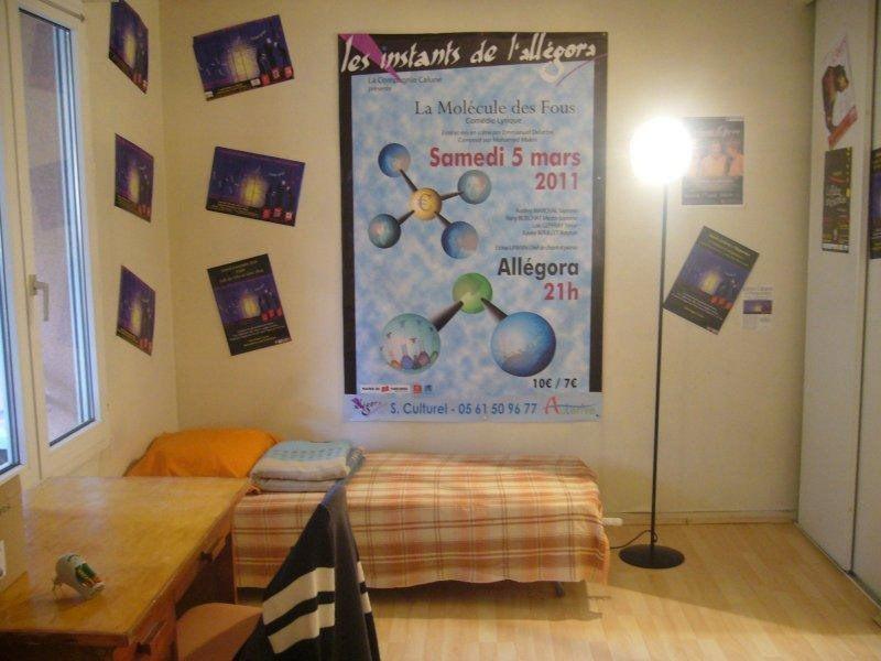 Vente appartement Toulouse 97200€ - Photo 4
