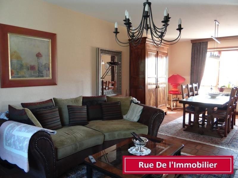 Sale house / villa Dambach 222590€ - Picture 2