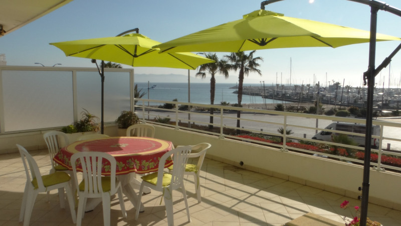 Vacation rental apartment Cavalaire sur mer 1 300€ - Picture 3