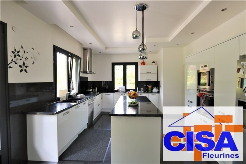 Deluxe sale house / villa Lamorlaye 830000€ - Picture 4