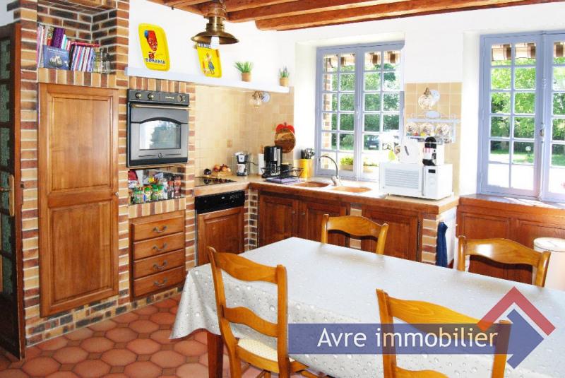 Vente maison / villa Verneuil d'avre et d'iton 253000€ - Photo 3