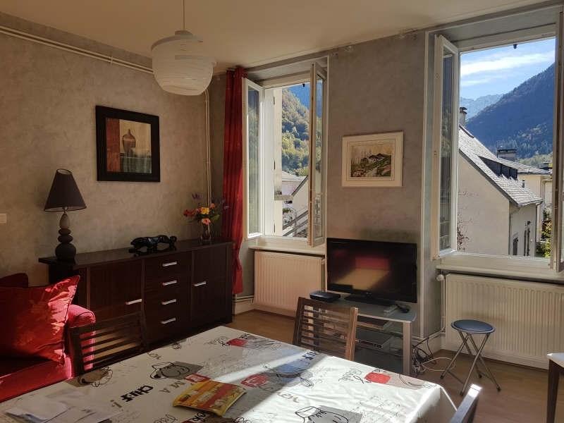 Sale apartment Bagneres de luchon 118000€ - Picture 2