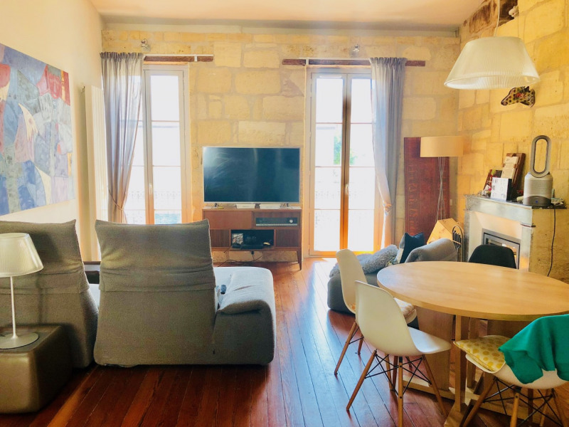 Vente appartement Bordeaux 499 200€ - Photo 3