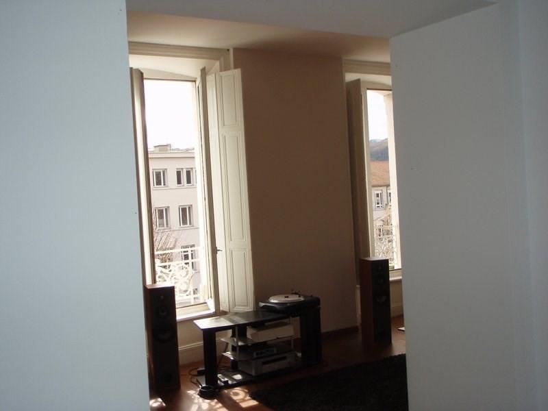 Vente appartement St vallier 92000€ - Photo 5