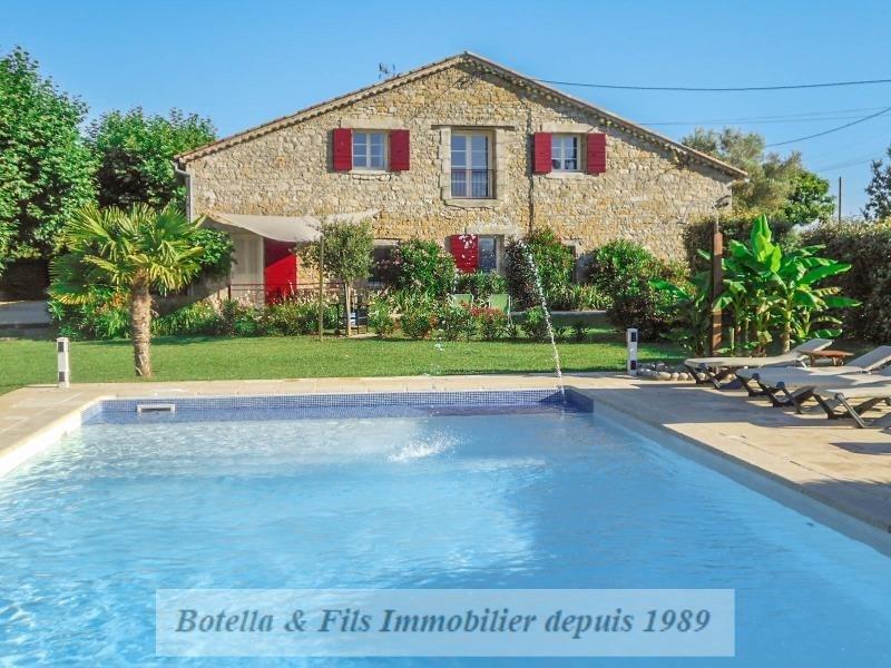 Deluxe sale house / villa Uzes 885000€ - Picture 3
