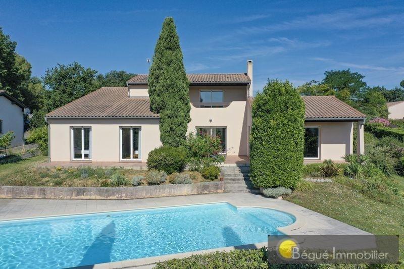 Deluxe sale house / villa Pibrac 599000€ - Picture 2