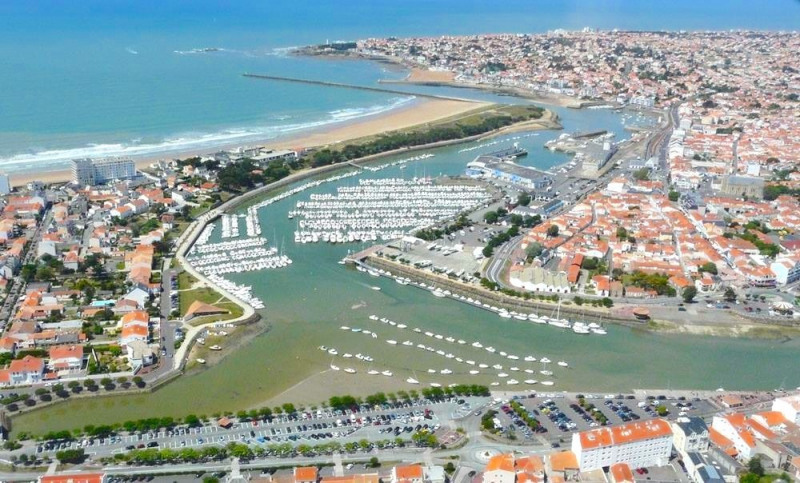 Vente appartement Saint gilles croix de vie 370 000€ - Photo 3