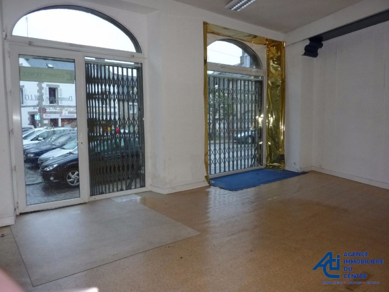 Rental empty room/storage Pontivy 405€ HC - Picture 2