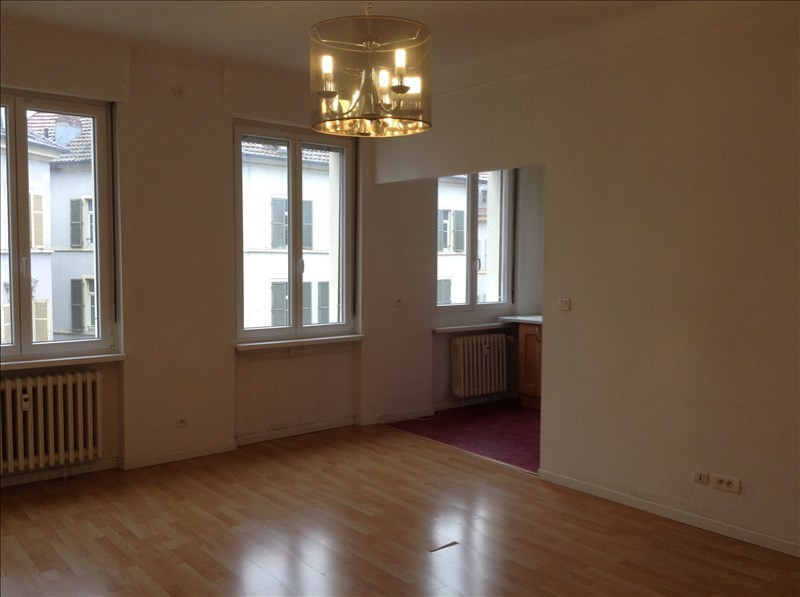 Rental apartment Mulhouse 470€ CC - Picture 1