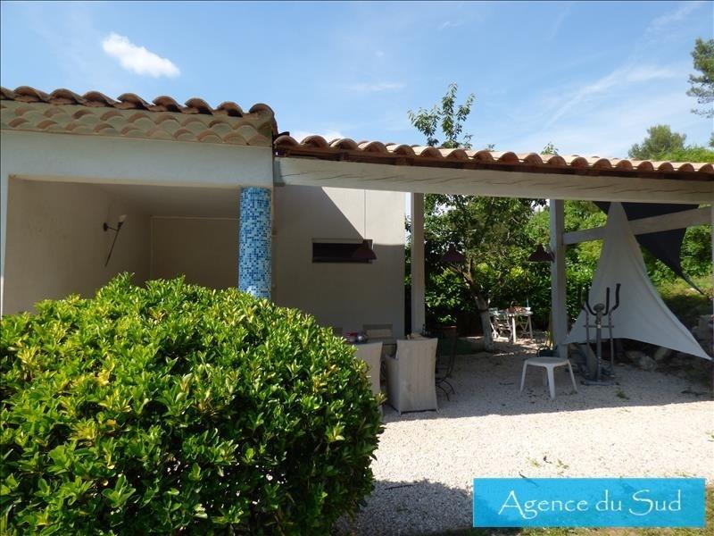 Vente maison / villa Carnoux en provence 550000€ - Photo 8