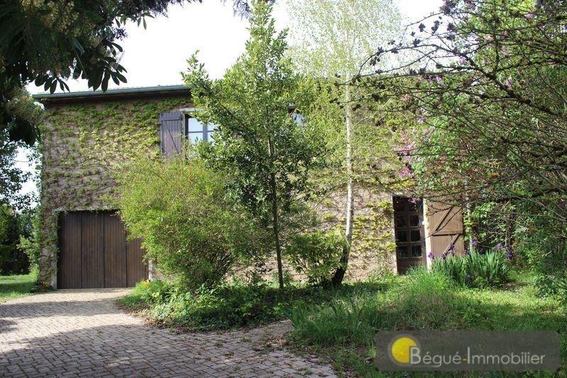 Sale house / villa 5 mns pibrac 335000€ - Picture 1